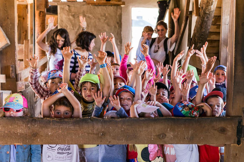 escapadas cerca de Madrid con niños